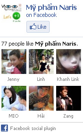 Naris on Facebook